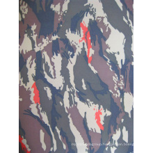 Fy-31 600d Oxford Camouflage Printing Polyester Fabric