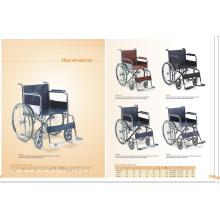 Легкая складная инвалидная коляска (XT-FL449)