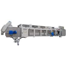 Ceinture de refroidissement d'eau pour revêtements en poudre 300kg / H haute configuration