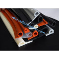 Silicone Rubber Seal Weather Strip
