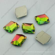 Vital Medium Flat Back Steine für Clothng Dekoration
