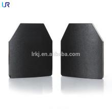 Ceramic composite ballistic bulletproof plate