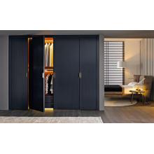 Armario del dormitorio Diseño del armario de madera