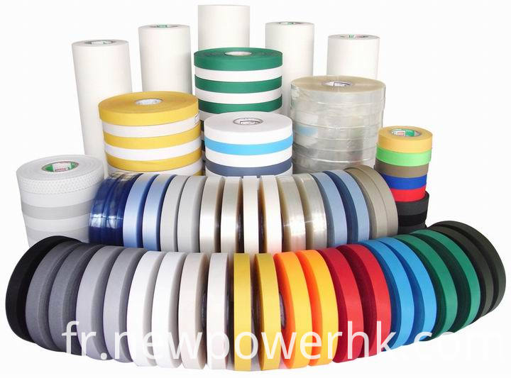 3 layer seam sealing tape for waterproof cap