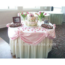 charmante Tischdecke für Bankette und Hochzeiten