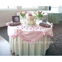 очаровательные скатерть для свадеб и банкетов