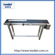 Cinta transportadora industrial china de alta calidad del acero inoxidable