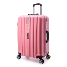 Best Selling Travel Trolley Gepäck mit Patch Logo und Aluminium Gepäck und Gepäck Sets