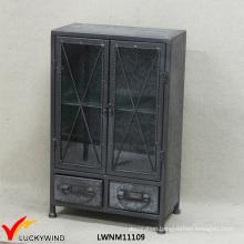 Gavalnized Sheet Metal Filing Storage Cabinet for Living Room