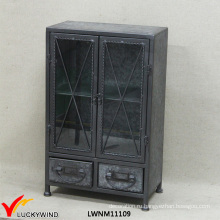 Шкаф для хранения листового металла Gavalnized для гостиной
