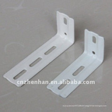 89mm & 100mm Metall Vorhang Stange Wandhalterung für vertikale blind-vertikale Jalousien Komponenten-vertikale Blind Zubehör
