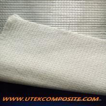 Tecido Unidirecional de Fibra de Vidro Protegido por Poliéster Veil para Pultrusão
