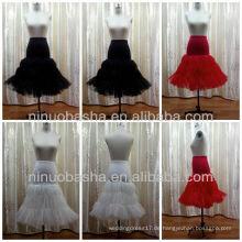 Petticoat Multi Color Gute Qualität Tüll für Hochzeitskleid / Brautkleider verwendet