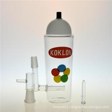 Krylon Bottle DAB Rigs Hookah Smoking Glass Water Pipe (ES-GB-403)