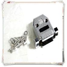Capot métallisé pour DB-15 DB15 Pin Connector