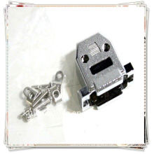 Metalized Hood for DB-15 DB15 Pin Connector