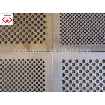 Trade Fair Perforated Metal Sheet