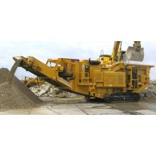 High Efficient Concrete Crushing Machine