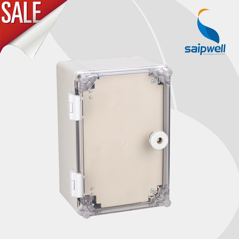Manufacturer Saipwell Transparent waterproof electrical outlets floor box