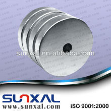 Axial Magnetized Cylinder Neodymium Magnet