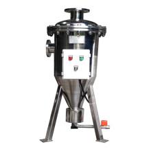 Separador de sólidos de filtro de arena hidrociclón anticorrosión