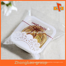 Super high transparent OPP bag packing with print for bakery