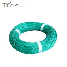 AWM UL 3122 silicone rubber electrical wire fiberglass braid
