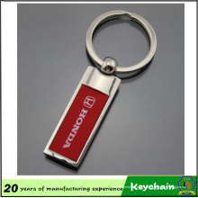 Venda quente barato em branco Metal Keychain