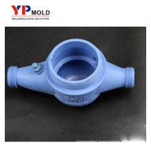 round plastic enclosure single jet water meter mould