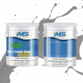 CHANGZHOU YMS Thick Film for one coat 100% solid  Epoxy Floor paint for flooring use