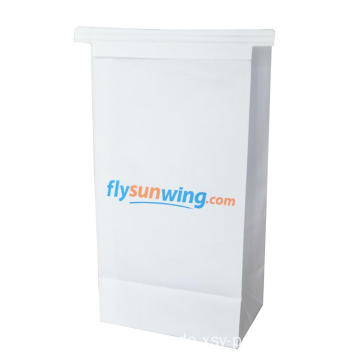 Auf Lager Airplane Airline bedruckte Air Sickness Bag