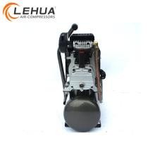 LeHua Dieselmotor angetriebenen Luftkompressor unter strikter Qualitätskontrolle