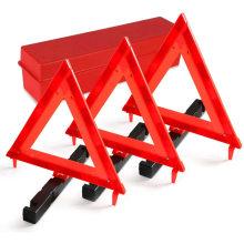 DOT emergency safety warning triangle