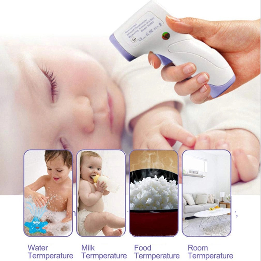 Forehead Body Digital Thermometer Gun