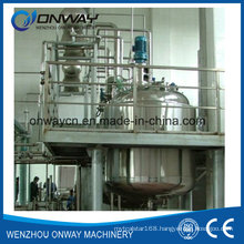 Fj High Efficent Factory Price Pharmaceutical Hydrothermal Synthesis Agitated Hydrogenation Stainless Steel Reactor
