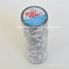 Осака Вини Вим ПВХ изоляции клейкая лента с сильным клеем для электрической защиты