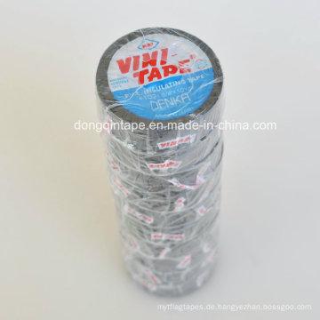 Osaka Vini Vim PVC Isolierung Klebeband mit starkem Kleber für den elektrischen Schutz