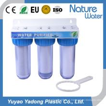 Sistema de Filtro de Água para Tratamento de Habitação