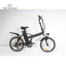 F2 2018 Israël 36 V 250 W arrière roue moteur pliant électrique poche vélo