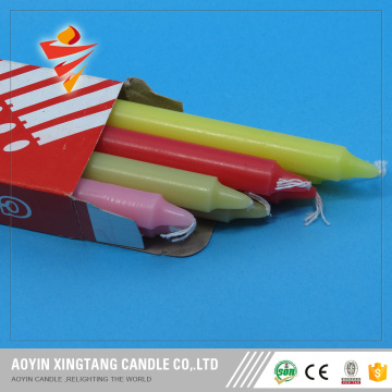 14g Lilin Warna Lilin Flameless Terang
