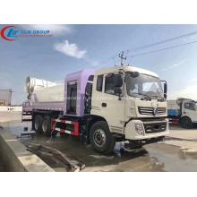 Camion d'arrosage d'eau agricole Dongfeng 6X4 vente chaude
