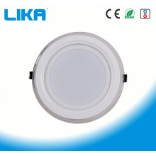 5W Rundglas LED Panel Panel Light