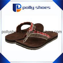 China Factory Wholesale Man Sandals Soft Flip Flop