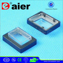 Square Rocker Switch WaterProof Cover