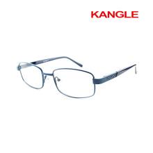 New Cheapest Economic basic line Man metal optical frames / metal eyeglasses