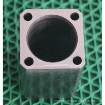 Piezas que trabajan a máquina del CNC para la manija de la motocicleta en alta precisión