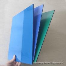 2440mm Width Aluminium Composite Panel Custom Color Coating for Decoration