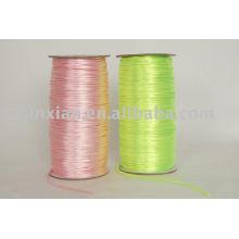 Китайский узел шнура,красочные шелковый шнур