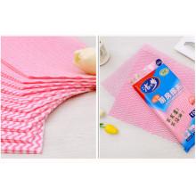 Розовая печать кухонные полотенца