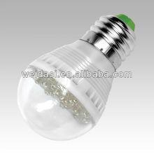 Производство светодиодных ламп Е27 WEIDASI